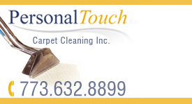 Personal Touch Cleaners Carpet Cleaning